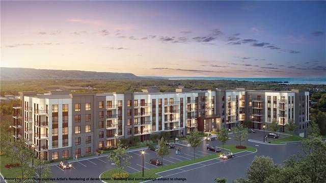 8-10 Harbour Street W #103, Collingwood, ON L9Y 5B4 (MLS #40153775) :: Envelope Real Estate Brokerage Inc.