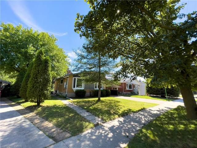 108 Gilmour Crescent, Kitchener, ON N2M 4N4 (MLS #40161670) :: Envelope Real Estate Brokerage Inc.