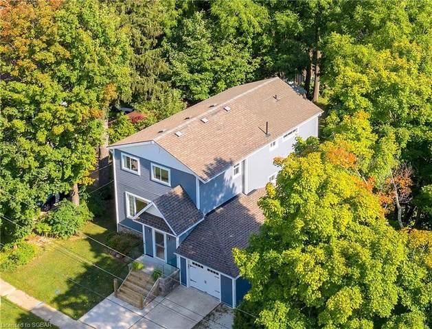 41 Elma Street S, Thornbury, ON N0H 2P0 (MLS #40164795) :: Forest Hill Real Estate Collingwood