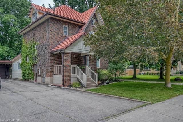 31 John Street, Tavistock, ON N0B 2R0 (MLS #40166094) :: Envelope Real Estate Brokerage Inc.