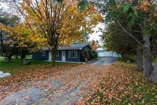 44485 Brandon Road, Ethel, ON N0G 1T0 (MLS #40174544) :: Forest Hill Real Estate Collingwood