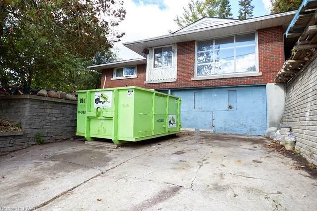 126 Cedar Street S, Kitchener, ON N2G 3L9 (MLS #40177734) :: Forest Hill Real Estate Collingwood