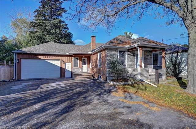 74 Elgin Street N, Waterloo, ON N1R 5H3 (MLS #40178249) :: Forest Hill Real Estate Collingwood