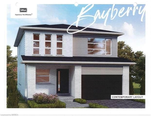 36 Sutherland Crescent, Ingersoll, ON N5C 0E3 (MLS #40007640) :: Sutton Group Envelope Real Estate Brokerage Inc.