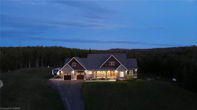 424420 6 Concession, Markdale, ON N0C 1H0 (MLS #40021457) :: Sutton Group Envelope Real Estate Brokerage Inc.