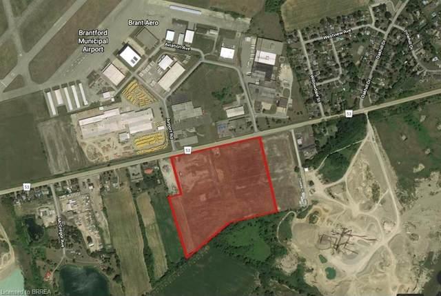 922-942 Colborne Street W, Brantford, ON N3T 5L7 (MLS #40030225) :: Forest Hill Real Estate Collingwood