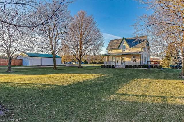 405121 Beaconsfield Road, Burgessville, ON N0J 1C0 (MLS #40044334) :: Sutton Group Envelope Real Estate Brokerage Inc.