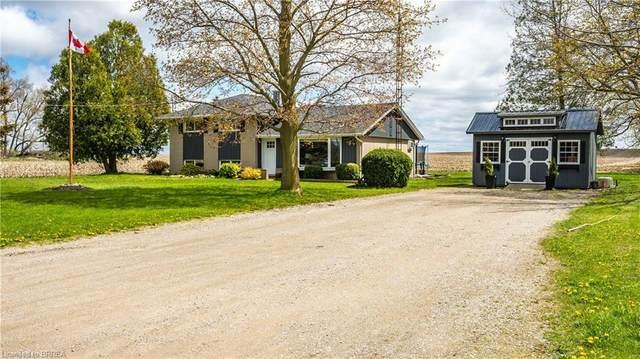 232 Pleasant Ridge Road, Brantford, ON N3T 5L5 (MLS #40108451) :: Envelope Real Estate Brokerage Inc.