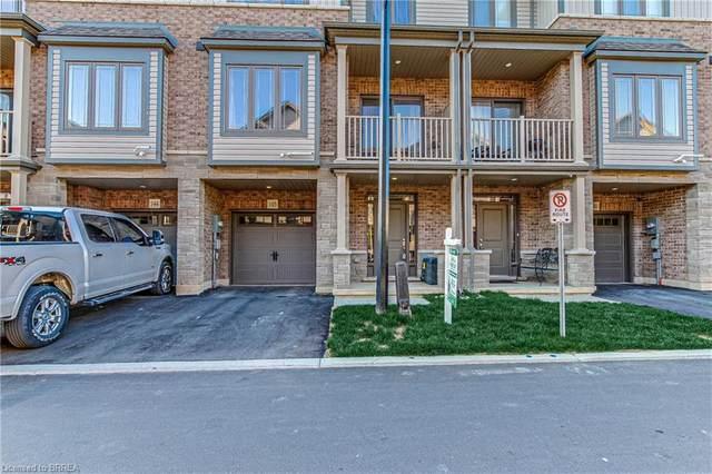 77 Diana Avenue #145, Brantford, ON N3T 0G7 (MLS #40123283) :: Forest Hill Real Estate Collingwood