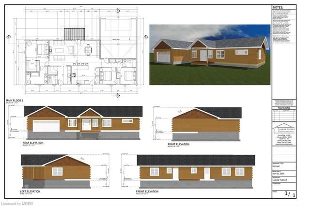 LOT 18 Quail Ridge Lane, Hastings, ON K0K 2K0 (MLS #40127538) :: Forest Hill Real Estate Collingwood