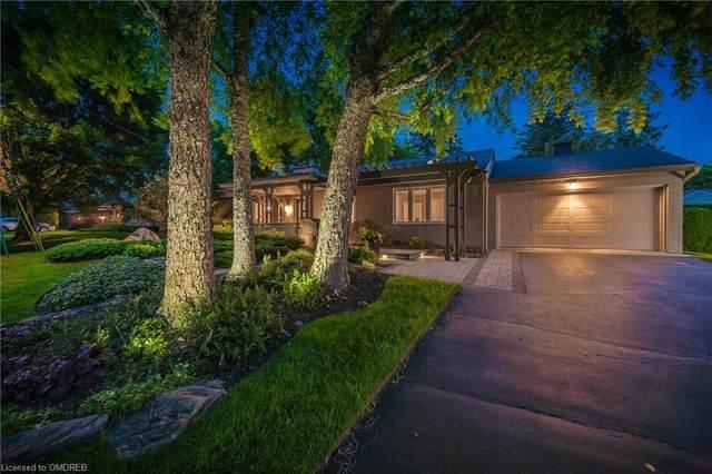 805 Partridge Drive, Burlington, ON L7T 2Z6 (MLS #40137242) :: Forest Hill Real Estate Collingwood