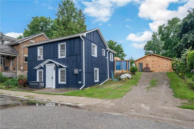 10 Victoria Street, Morriston, ON N0B 2C0 (MLS #40146950) :: Forest Hill Real Estate Collingwood