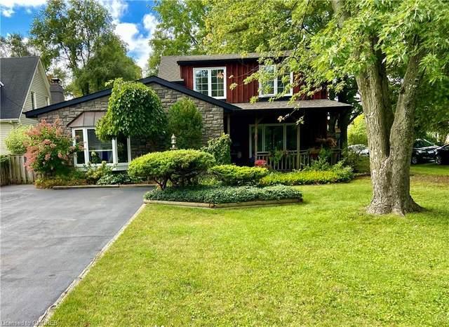 220 Burton Road, Oakville, ON L6K 2K2 (MLS #40168877) :: Forest Hill Real Estate Collingwood
