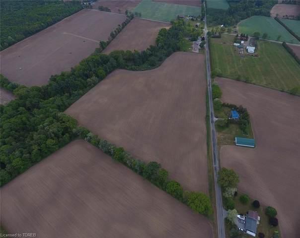 PT LT 16 1ST CONCESSION Road, Norfolk County, ON N0E 1G0 (MLS #40063237) :: Forest Hill Real Estate Collingwood