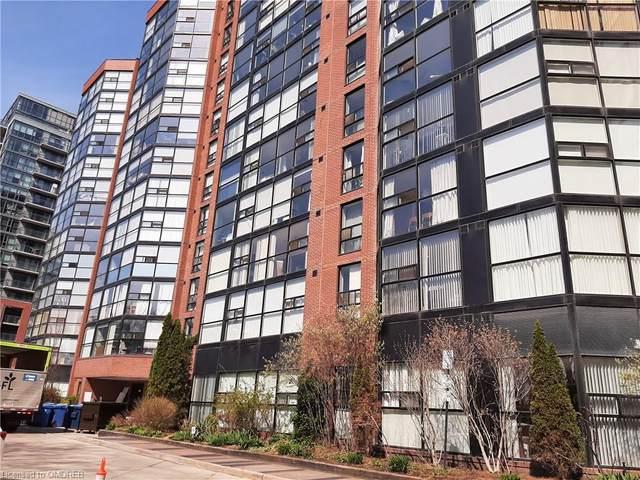 705 King Street N #912, Toronto, ON M5V 2W8 (MLS #40095860) :: Envelope Real Estate Brokerage Inc.