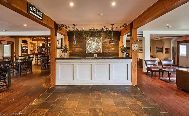 484 Muskoka Road, Port Sydney, ON P0B 1L0 (MLS #40130502) :: Forest Hill Real Estate Collingwood
