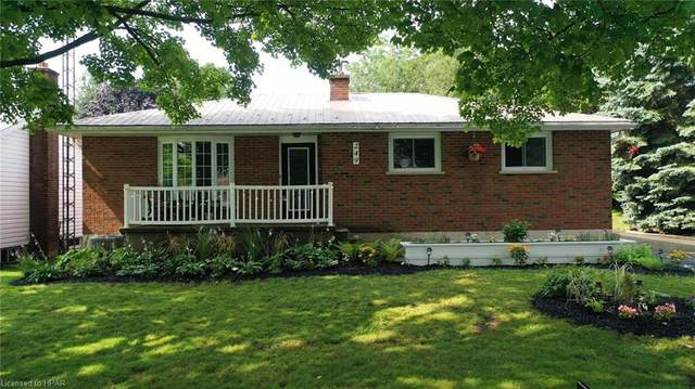 249 Hamilton Street, Blyth, ON N0M 1H0 (MLS #40142991) :: Forest Hill Real Estate Collingwood