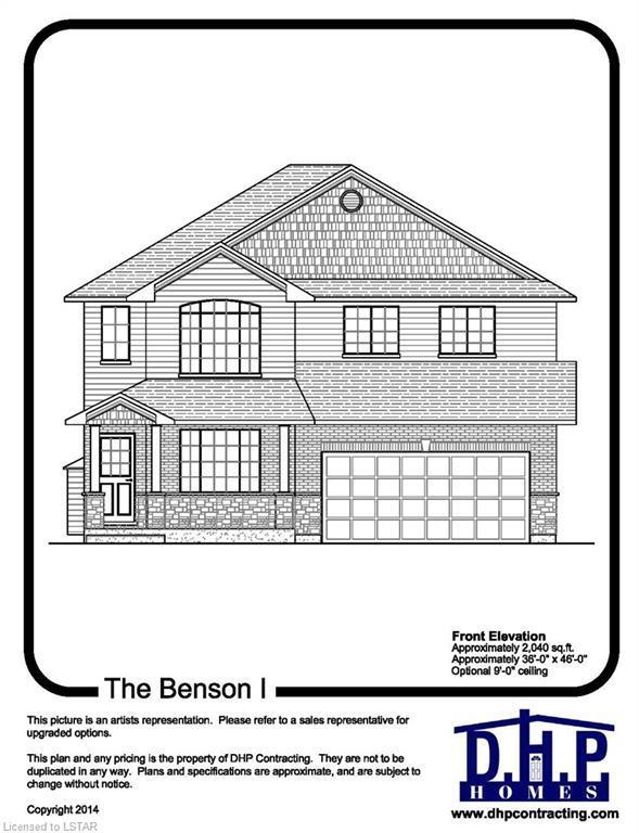 10 Mill Pond Crescent, Dorchester, ON N0L 1G2 (MLS #200828) :: Sutton Group Envelope Real Estate Brokerage Inc.