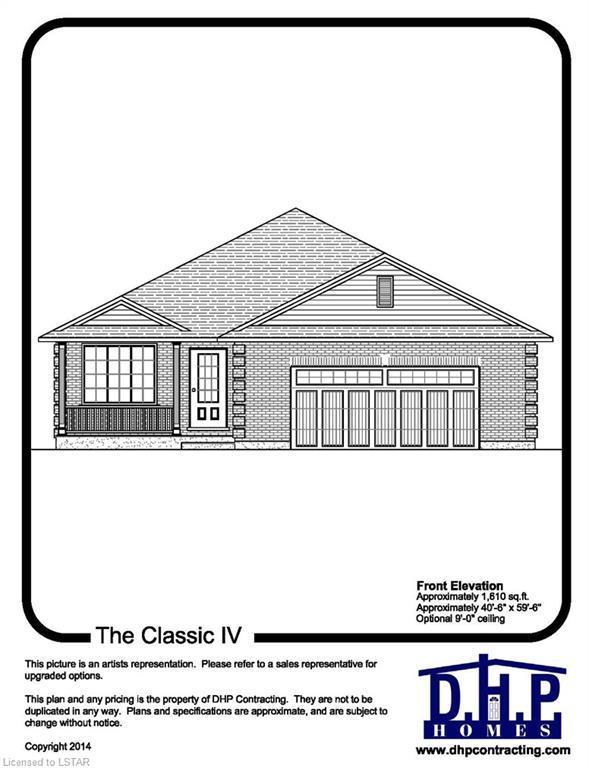 89 Boardwalk Way, Dorchester, ON N0L 1G2 (MLS #200878) :: Sutton Group Envelope Real Estate Brokerage Inc.