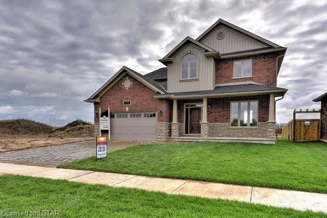 117 Spencer Avenue, Lucan, ON N0M 2A0 (MLS #202676) :: Sutton Group Envelope Real Estate Brokerage Inc.