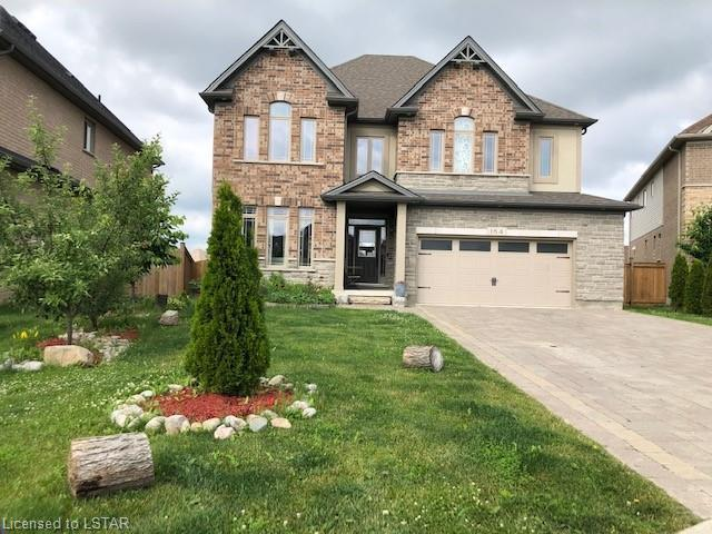 184 Bradwell Court, London, ON N6G 0P2 (MLS #204999) :: Sutton Group Envelope Real Estate Brokerage Inc.