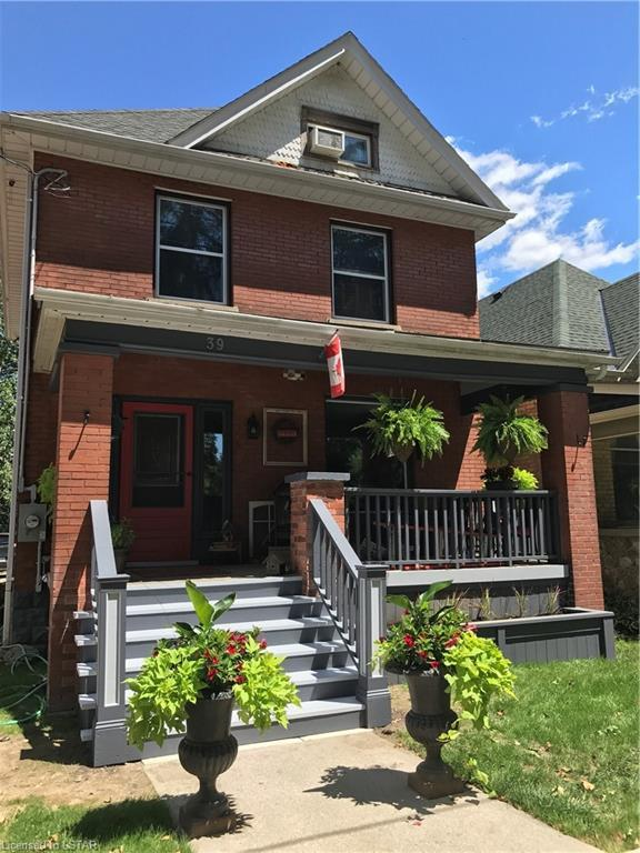 39 Stanley Street, St. Thomas, ON N5R 3E7 (MLS #205097) :: Sutton Group Envelope Real Estate Brokerage Inc.