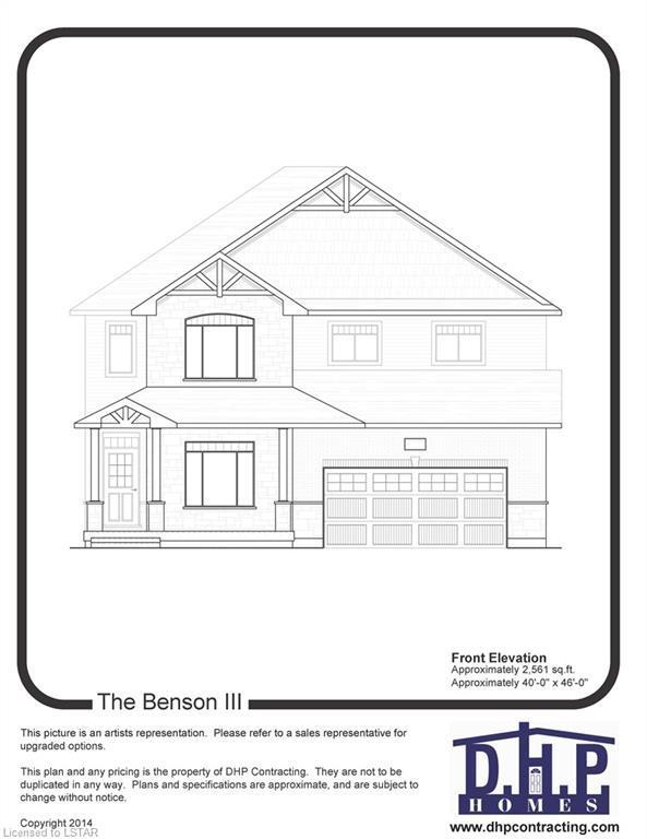 57 Mill Pond Crescent, Dorchester, ON N0L 1G2 (MLS #209854) :: Sutton Group Envelope Real Estate Brokerage Inc.
