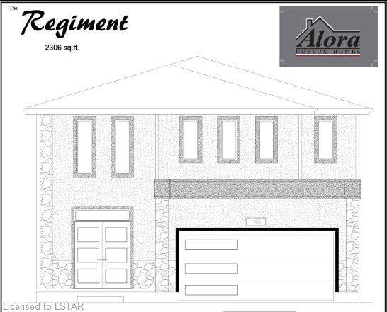3319 Regiment Road, London, ON N6K 0C4 (MLS #216962) :: Sutton Group Envelope Real Estate Brokerage Inc.