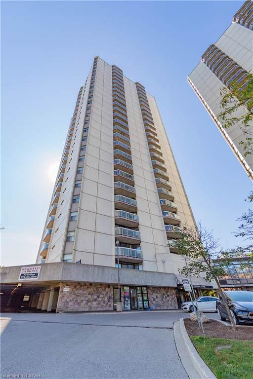 323 Colborne Street #1504, London, ON N6B 3N8 (MLS #225129) :: Sutton Group Envelope Real Estate Brokerage Inc.