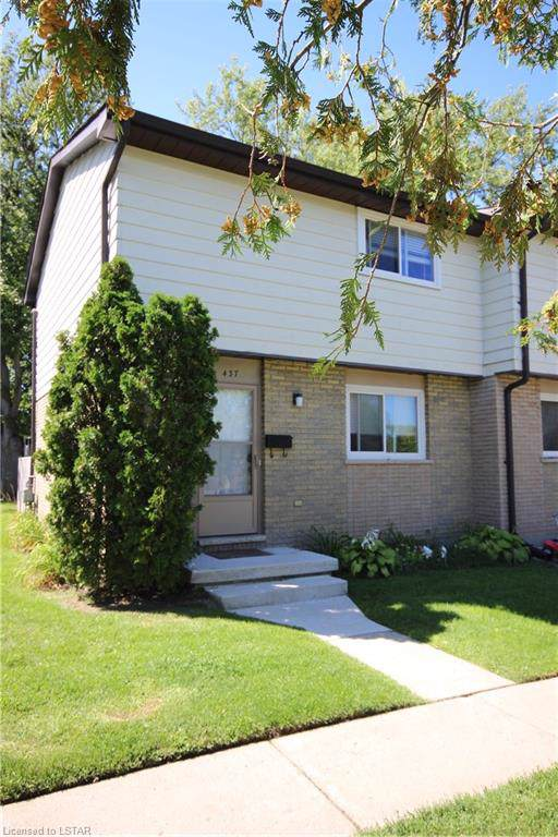 437 Griffith Street, London, ON N6K 2S3 (MLS #227228) :: Sutton Group Envelope Real Estate Brokerage Inc.