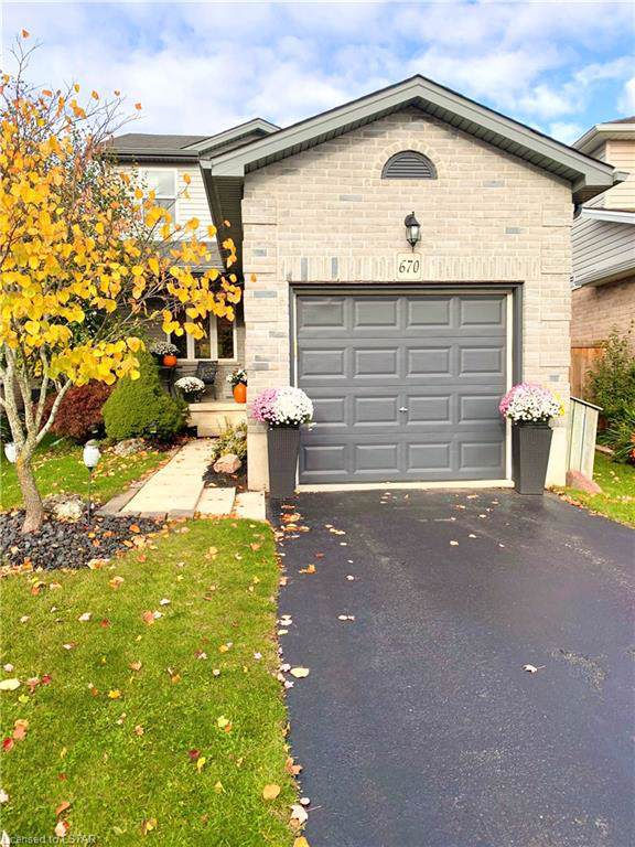 670 Sprucewood Drive, London, ON N5X 4L5 (MLS #229014) :: Sutton Group Envelope Real Estate Brokerage Inc.