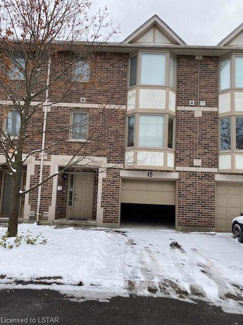 1548 Richmond Street #15, London, ON N6G 4W8 (MLS #233726) :: Sutton Group Envelope Real Estate Brokerage Inc.