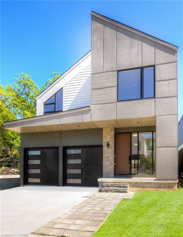 1195 Riverside Drive #10, London, ON N6H 0K4 (MLS #234607) :: Sutton Group Envelope Real Estate Brokerage Inc.