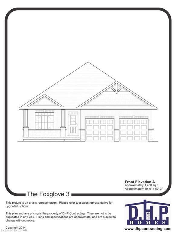 LOT 89 Boardwalk Way, Dorchester, ON N0L 1G2 (MLS #240227) :: Sutton Group Envelope Real Estate Brokerage Inc.