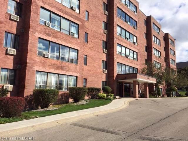650 Cheapside Street #209, London, ON N5Y 5J8 (MLS #240633) :: Sutton Group Envelope Real Estate Brokerage Inc.