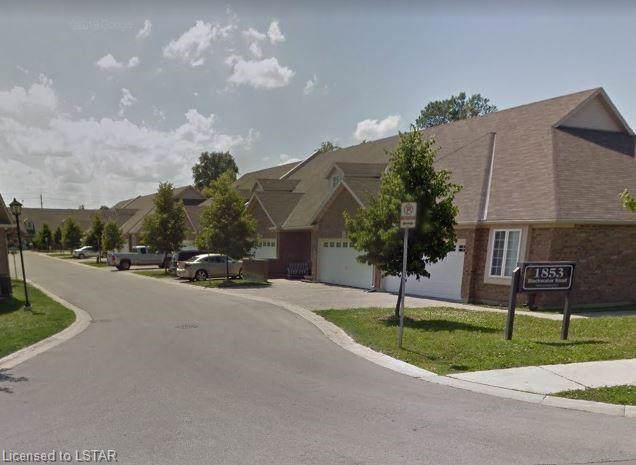 1853 Blackwater Road #29, London, ON N5X 4R9 (MLS #240812) :: Sutton Group Envelope Real Estate Brokerage Inc.