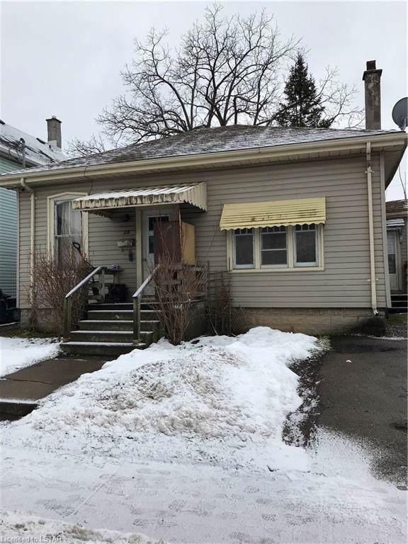 28 Kains Street, St. Thomas, ON N5P 1M9 (MLS #241532) :: Sutton Group Envelope Real Estate Brokerage Inc.