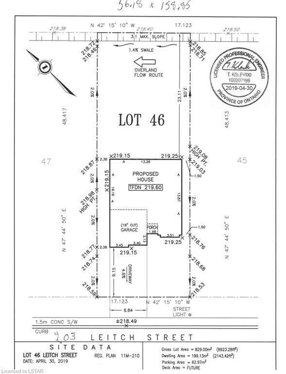 203 Leitch Street, Dutton, ON N0L 1J0 (MLS #242063) :: Sutton Group Envelope Real Estate Brokerage Inc.