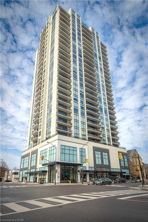 505 Talbot Street #1008, London, ON N6A 2S6 (MLS #243902) :: Sutton Group Envelope Real Estate Brokerage Inc.