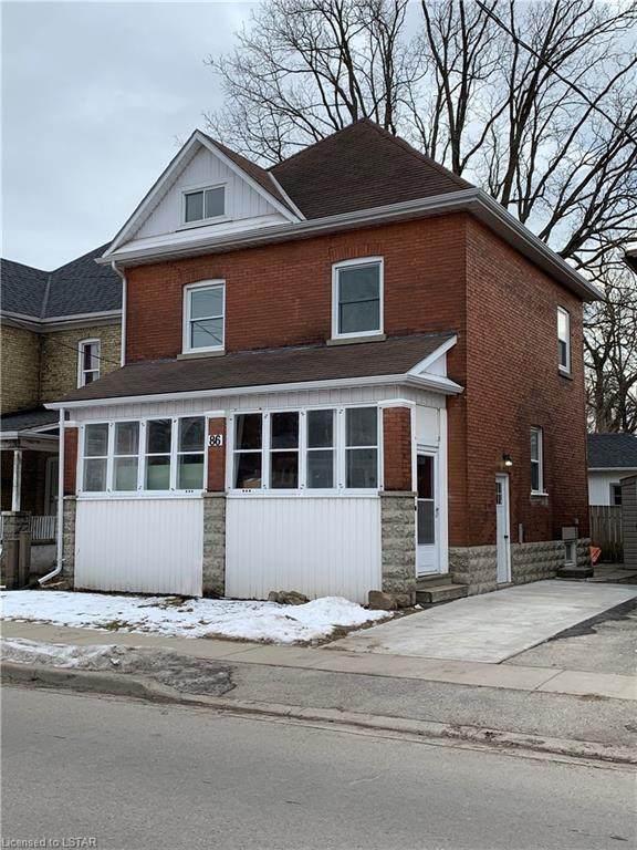 86 Kains Street, St. Thomas, ON N5P 1N7 (MLS #245367) :: Sutton Group Envelope Real Estate Brokerage Inc.