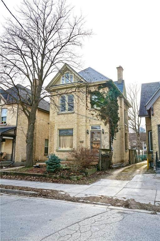 465 Maitland Street, London, ON N6B 2Z4 (MLS #252359) :: Sutton Group Envelope Real Estate Brokerage Inc.