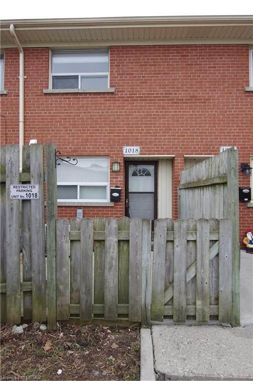 1018 Kipps Lane #15, London, ON N5Y 4S5 (MLS #253105) :: Sutton Group Envelope Real Estate Brokerage Inc.