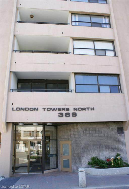 389 Dundas Street #2403, London, ON N6G 5C6 (MLS #253408) :: Sutton Group Envelope Real Estate Brokerage Inc.