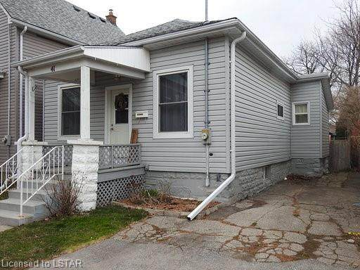 41 Elizabeth Street, St. Thomas, ON N5R 2X2 (MLS #253429) :: Sutton Group Envelope Real Estate Brokerage Inc.