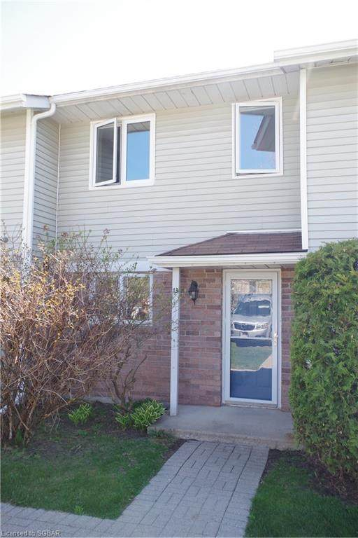 39 28TH Street S #13, Wasaga Beach, ON L9Z 2E4 (MLS #261901) :: Forest Hill Real Estate Collingwood