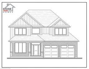 207 Boardwalk Way, Dorchester, ON N0L 1G2 (MLS #269175) :: Sutton Group Envelope Real Estate Brokerage Inc.