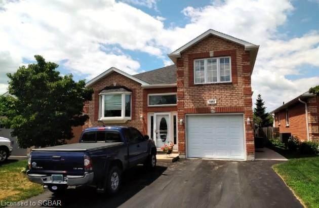 1058 Whitney Crescent, Midland, ON L4R 5N2 (MLS #270037) :: Sutton Group Envelope Real Estate Brokerage Inc.