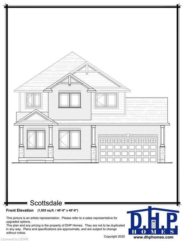 179 Boardwalk Way, Dorchester, ON N0L 1G3 (MLS #271112) :: Sutton Group Envelope Real Estate Brokerage Inc.
