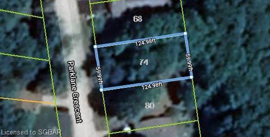 74 Parklane Crescent, Meaford, ON N4L 1B1 (MLS #276489) :: Forest Hill Real Estate Collingwood