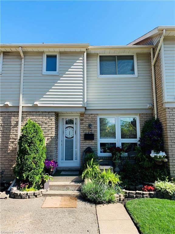 6767 Thorold Stone Road #17, Niagara Falls, ON L2J 3W9 (MLS #30819614) :: Sutton Group Envelope Real Estate Brokerage Inc.